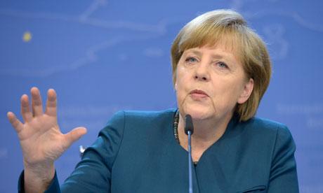 Angela Merkel warns US, Britain no longer reliablepartners